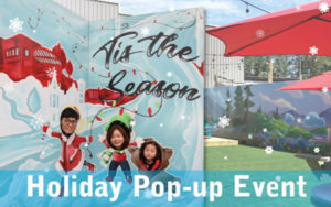 Port Coquitlam Pop-Up Park Event @ Shaughnessy Street Pop-Up Park