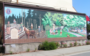 Downtown Mural Walking Tour