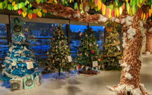 8th Annual Christmas Tree Festival