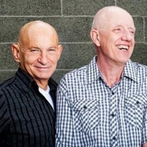 Jim Deva and Bruce Smyth